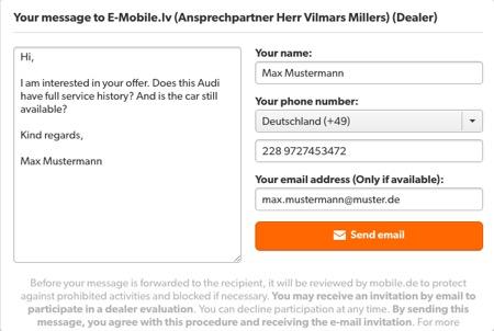 e-mobile.lv komunikācija